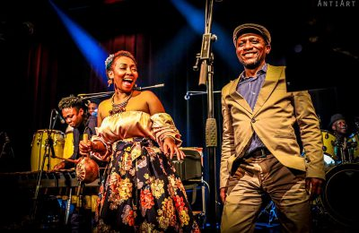 Dizzy Mandjeku & Alé Kumá Summer Tour
