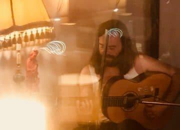 Myrddin starts with recordings for his new album