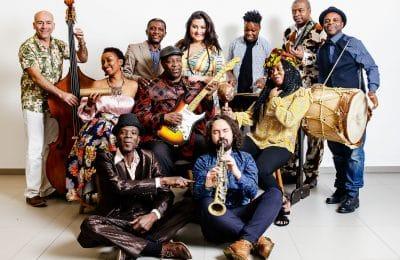 Dizzy Mandjeku & Alé Kumá touring Belgium and Netherlands