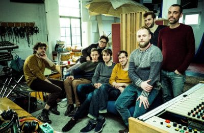 Jamaican Jazz Orchestra's livestream from Room 13 Gent