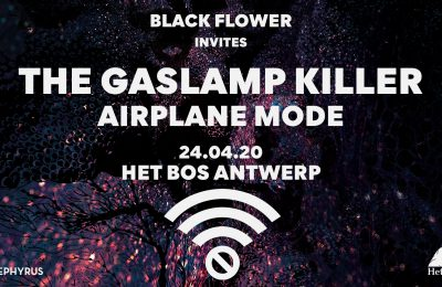 Black Flower invites The Gaslamp Killer