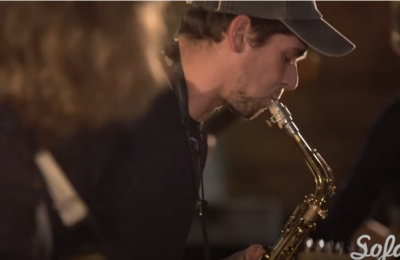Kosmo Sound live at Sofar Sound London
