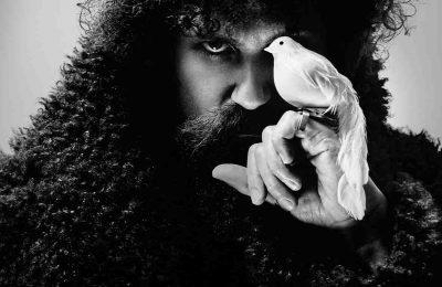 Track by The Gaslamp Killer and Black Flower is out